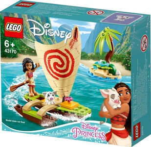 LEGO Disney Princess 43170 Vaianas Boot