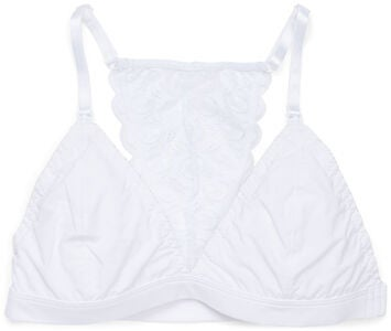 Milki Soft Lace Still-BH, White