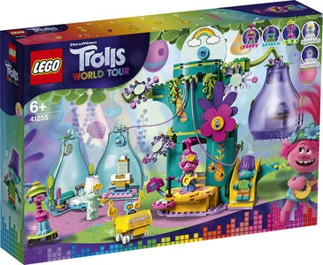 LEGO Trolls 41255 Party In Pop City