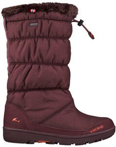 Viking Amber GTX Winterstiefel, Wine/Terracotta