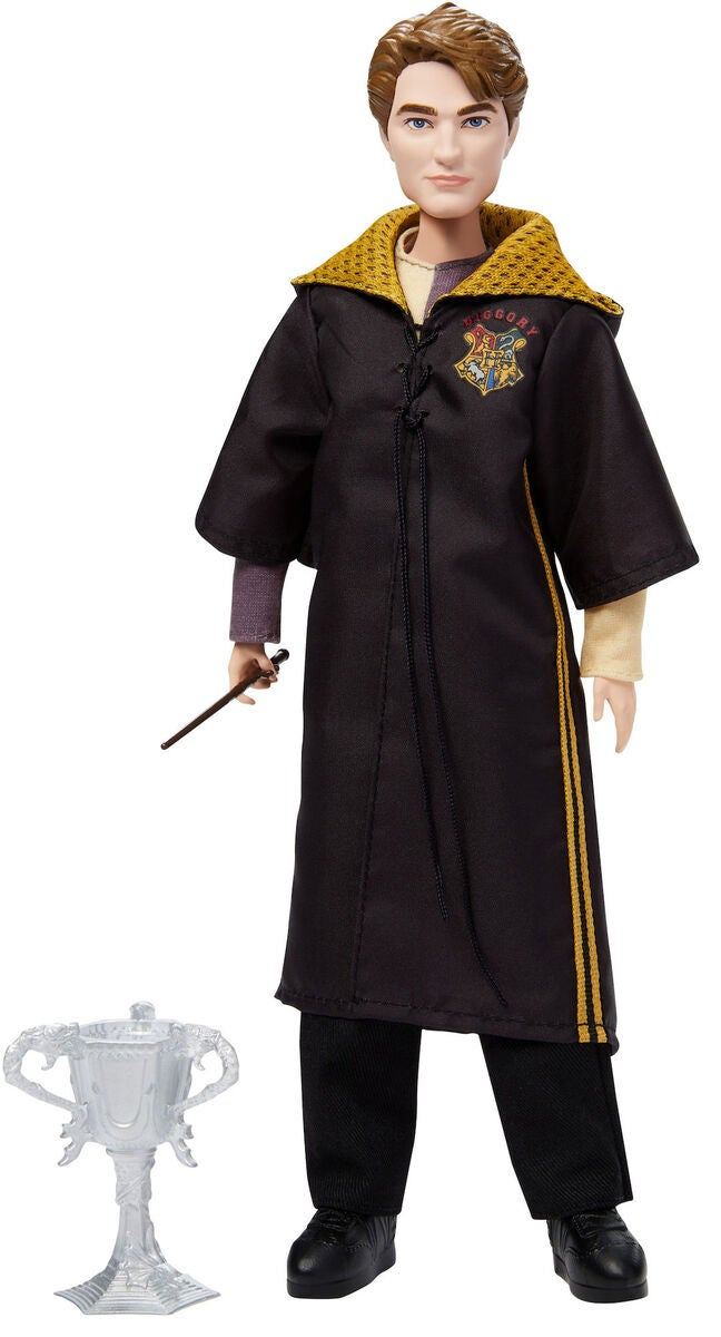 Harry Potter Triwizard Tournament Puppe Cedric