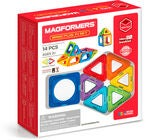 Magformers Bausatz Basic Plus 14