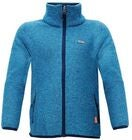 2117 Tobo Fleecepullover Loose Fit, Blau