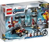 LEGO Super Heroes 76167 Iron Mans Arsenal