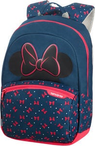 Samsonite Disney Minnie Maus Rucksack, Blau