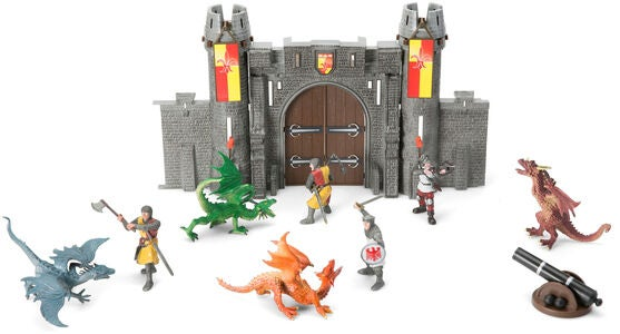 Fantasy Playworld Drachenburg Spieleset