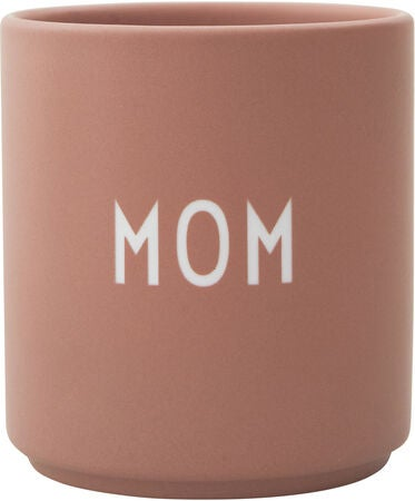 Design Letters Favourite Tasse Mom, Nude