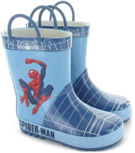 Marvel Spider-Man Gummistiefel, Blue