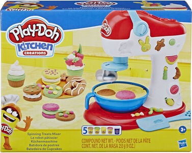 Play-Doh Knete Spinning Treats Mixer