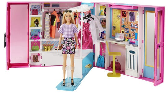 Barbie Puppe Dream Closet