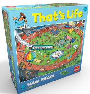 Goliath Games Puzzle That's Life – Sport 1000 Teile