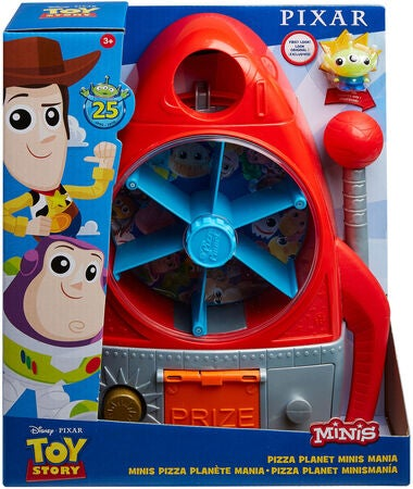 Disney Pixar Toy Story Spielset Pizza Planet Minis Mania