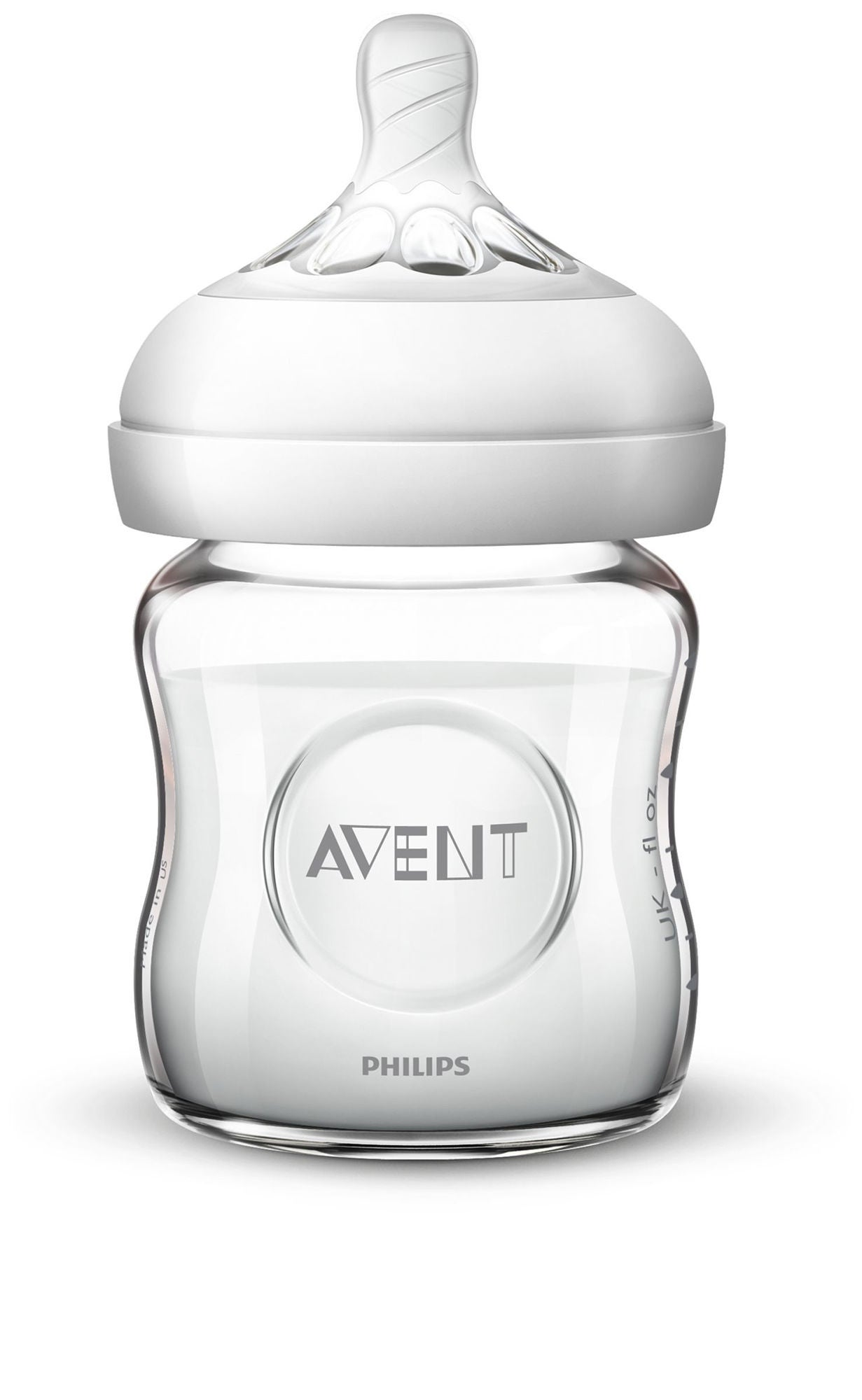 Philips Avent Natural Trinksauger 0M+ 2er-Pack