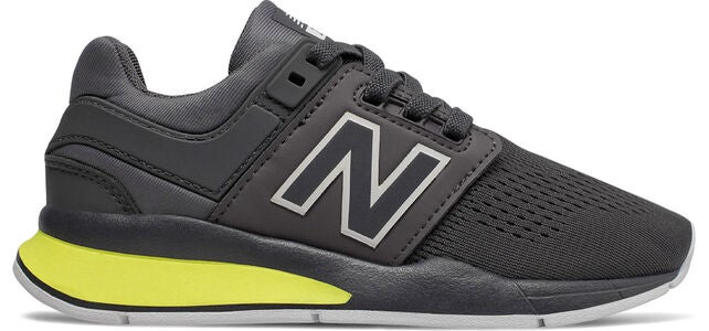 New Balance 247 Sneaker, Magnet/Yellow
