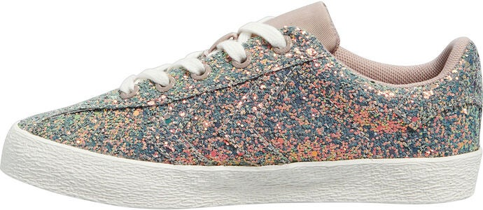 Hummel Diamant Glitter Jr Sneaker, Shadow Grey
