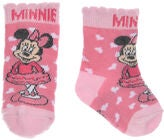 Disney Minnie Maus Socken, Dark Pink