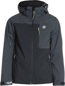 8848 Altitude Wyatt Jacke, Black