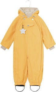 Mini A Ture Wisto Softshell-Overall, Daffodil Yellow