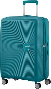 American Tourister Soundbox Spinner Reisetasche 71.5 l, Jade Green