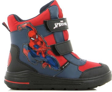 Marvel Spider-Man Winterstiefel, Navy/Red