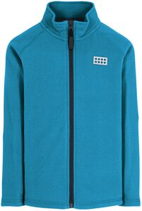 LEGO Wear Fleecejacke, Dark Turquoise