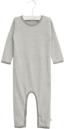 Wheat Thomas Jumpsuit, Melange Grey