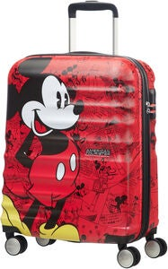 American Tourister Reisekoffer Micky Maus, Rot