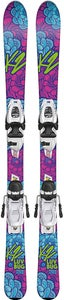 K2 Luv Bug Alpin Ski 76 cm + Bindung