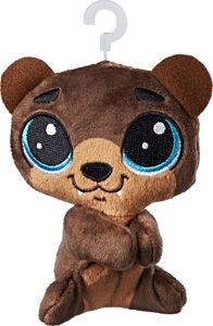 Littlest Pet Shop Kuscheltier Hoffman Beary