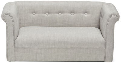 Alice & Fox Sofa, Grau