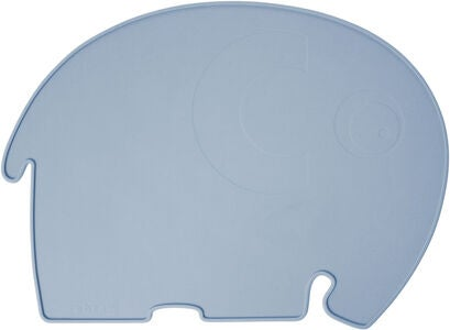 Sebra Fanto the Elephant Tischset, Powder Blue