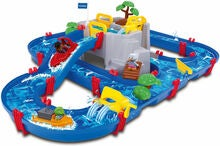 fe4b32d8e153e2 AquaPlay Mountain Lake Vier Spielstationen