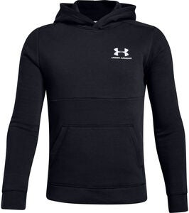Under Armour EU Cotton Fleece Hoodie, Black