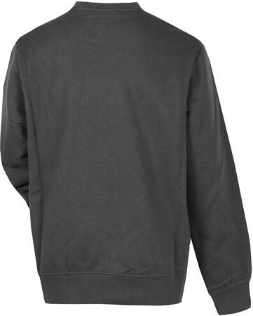 Champion Kids Crewneck Sweatshirt, Anthracite