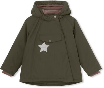 Mini A Ture Wang Jacke, Forest Night
