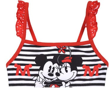 Disney Minnie Mouse Bikini, Gestreift