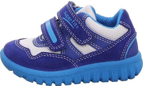 Superfit Sport7 Mini Sneaker, Blue