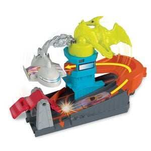 Hot Wheels Spielset Ptero Port Attack