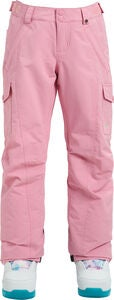 Burton Girls Elite Cargo Skihose, Sea Pink L