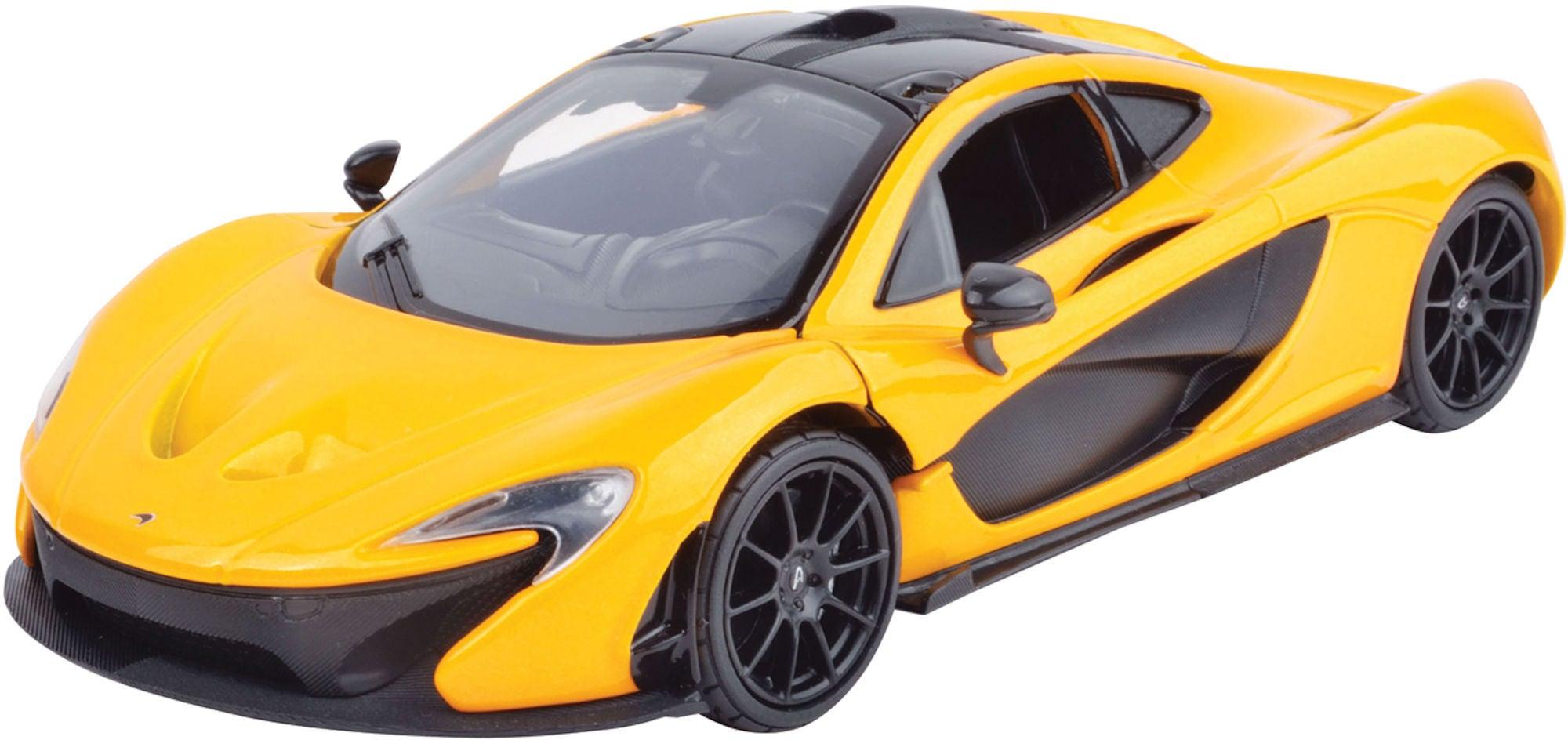 kaufen motormax spielzeugauto 1:24 mclaren p1, gelb | jollyroom