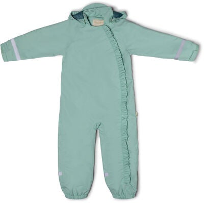 Petite Chérie Atelier Lily Softshell-Overall, Lichen Green
