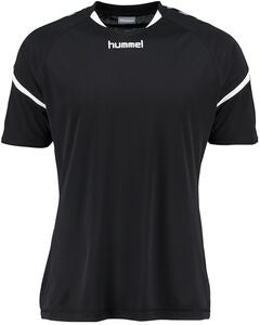 Hummel Auth. Charge SS Poly Trainingsshirt, Schwarz