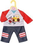 Baby Born Dolly Moda Trousers & Sweatshirt, 43 cm