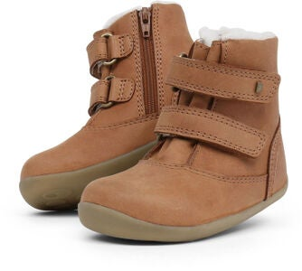 Bobux Step Up Aspen Stiefel, Caramel