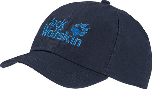 Jack Wolfskin Baseballcap, Night Blue