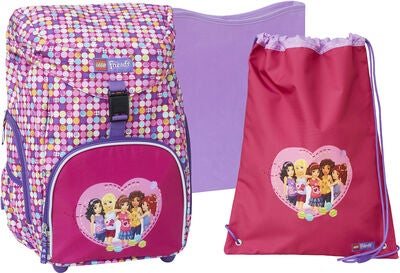 LEGO Friends Taschenset, Pink