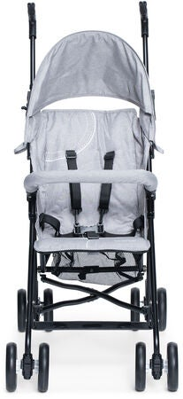 Beemoo Travel Light Lux Reisebuggy, Hellgrau