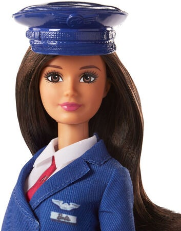 Barbie Careers Pilotin Puppe
