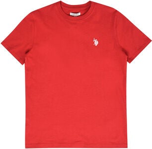U.S. Polo Assn. Core Jersey T-Shirt, Deep Red