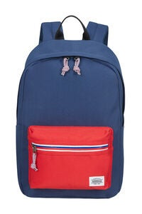 American Tourister Upbeat Zip Rucksack 19,5 l, Navy/Red